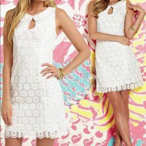 Lilly Pulitzer Nicci pinwheel dress